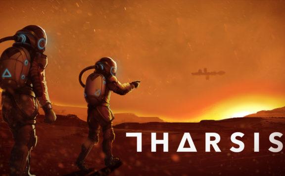 Tharsis Nintendo Switch Banner