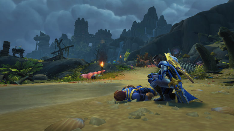 WoW Shadowlands - New Starting Experience Outlined