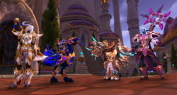 World of Warcraft Retail Adds Reputation Buff & Extends XP Bonus