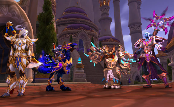 World of Warcraft Retail Adds Reputation Buff & Extends XP Bonus