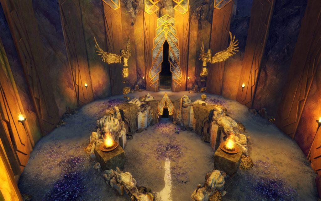 guild wars 2 Hall of Ascension Guild Wars 15th Anniversary Developer Interview