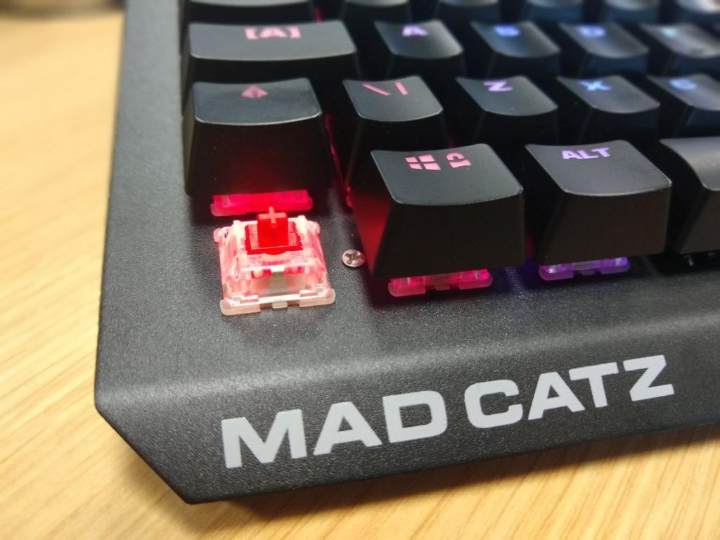 madcatz key