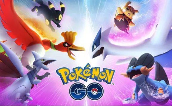 Pokemon GO Battle League leaderboard