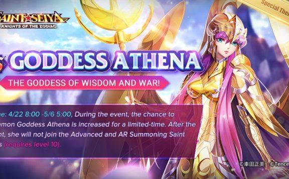 Saint Seiya Awakening: Knights of the Zodiac Athena