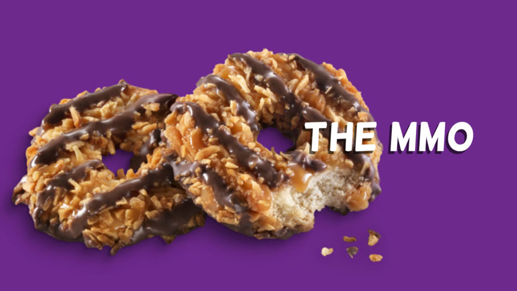 Girl Scout Cookies, the MMO.