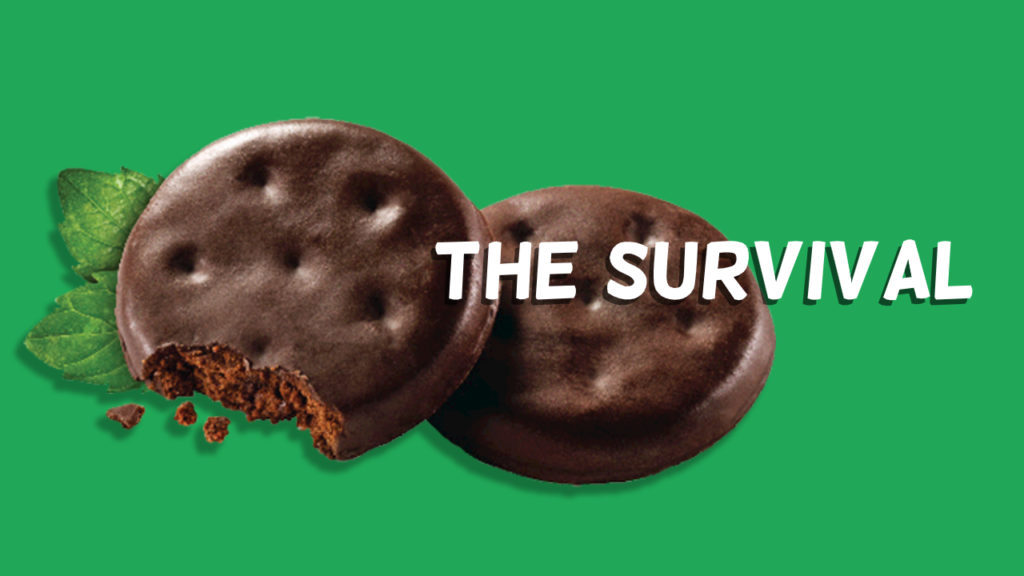 Girl Scout Cookies, the Survival.
