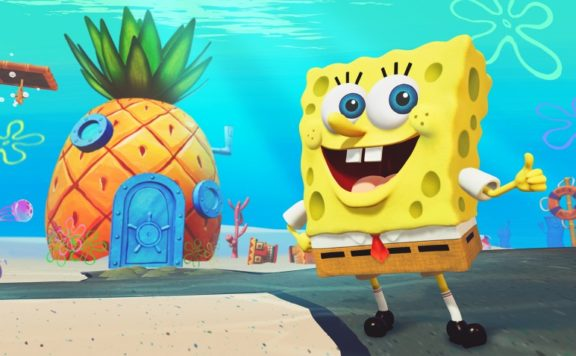 New Trailer For SpongeBob SquarePants: Battle for Bikini Bottom - Rehydrated