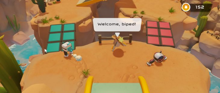 biped review