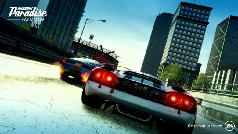 Burnout Paradise Remastered is Coming to Switch in June