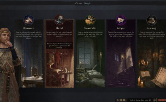 Crusader Kings III - Release Date Announced & Pre-Orders Opened