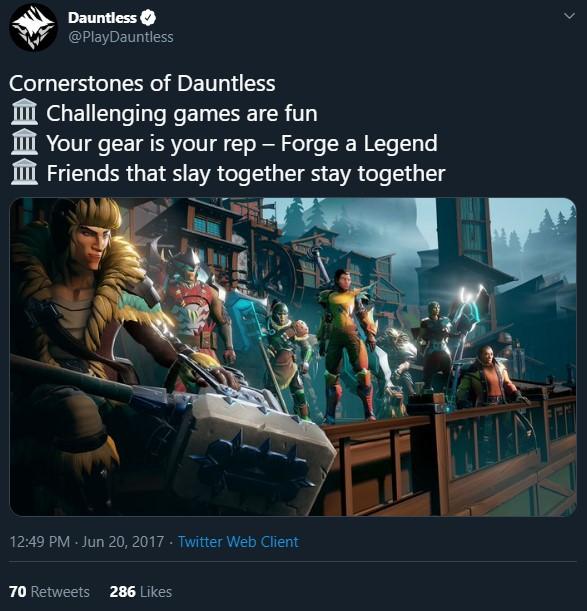 Dauntless 4
