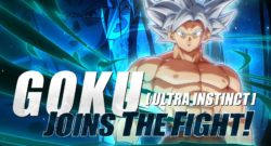 Dragon Ball FighterZ - Goku Ultra Instinct Launch Trailer