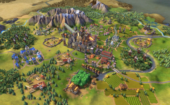 Epic Games Store Gives Away Civilization VI For a Limited Time