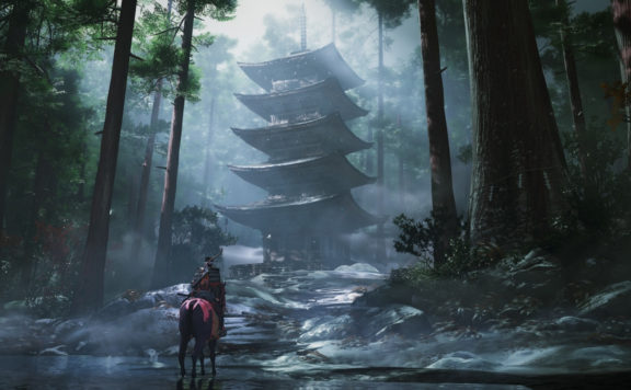 Ghost of Tsushima - 18 Minutes of Gameplay