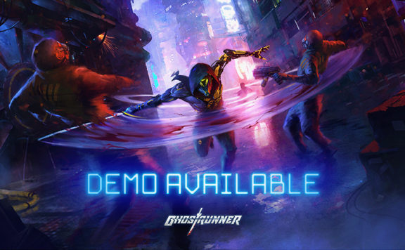 Ghostrunner - Demo Available on Steam