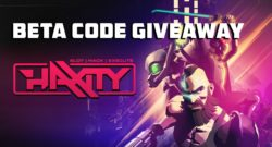 HAXITY WIN A BETA CODE GIVEAWAY