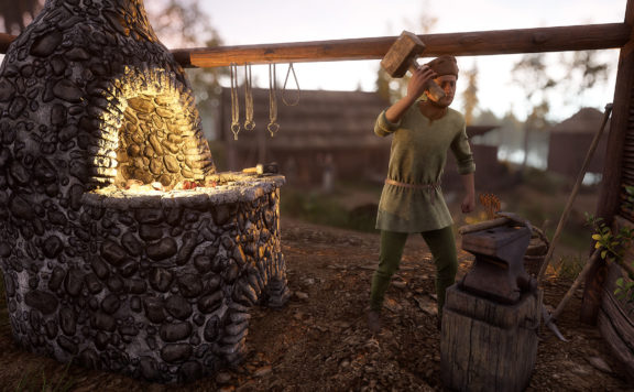 Medieval Dynasty Insider Video Shows Off Glimpses of Gameplay