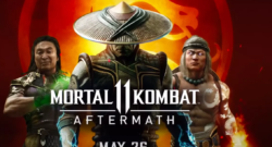 Mortal Kombat 11 Aftermath – Official Launch Trailer