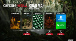 New Green Hell Road Map Revealed