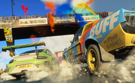 DiRT 5 - Launching October 2020