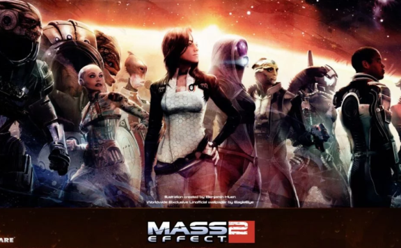 [Rumors] Mass Effect Trilogy HD Remaster is coming