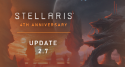 Stellaris Celebrates 4th Anniversary With A New Update, Free Weekend & More