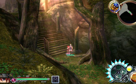 Ys: Memories of Celceta PS4