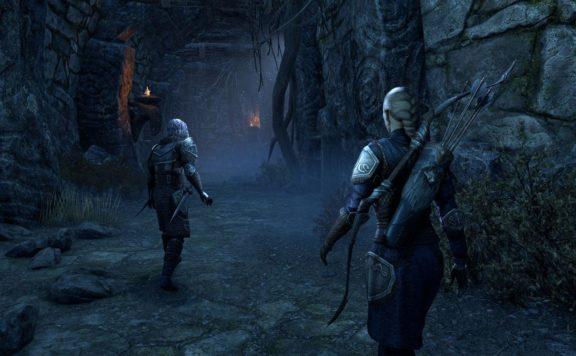 TESO - Fear the Dark Heart of Skyrim