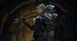 TESO - The Dark Heart of Skyrim Launch Cinematic