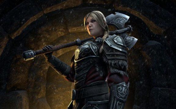 TESO - The Dark Heart of Skyrim Launch Cinematic