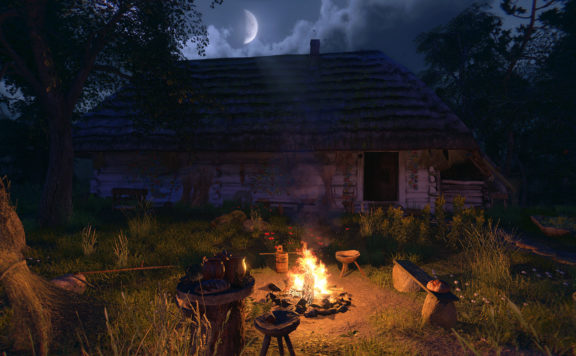 The End of the Sun - Slavic Adventure Game Coming to KickStarter