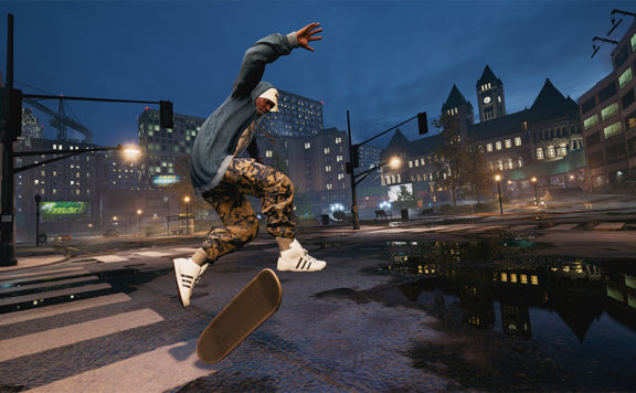Tony Hawk's Pro Skater 1 and 2 Announcement Trailer