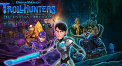 Trollhunters Defenders of Arcadia