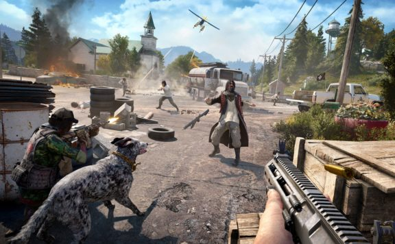 farcry 5 free weekend