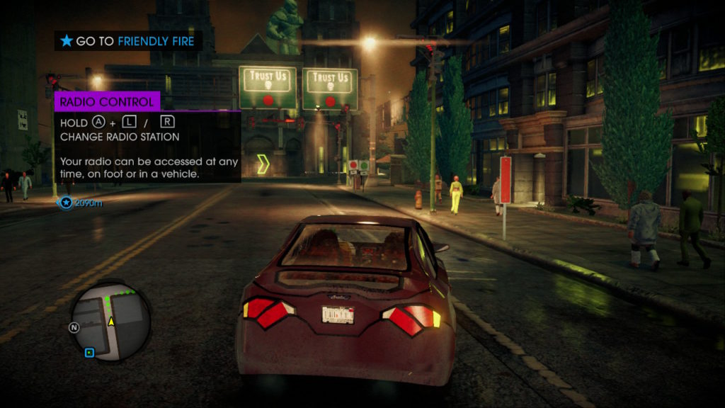 Saints Row IV Drive 55