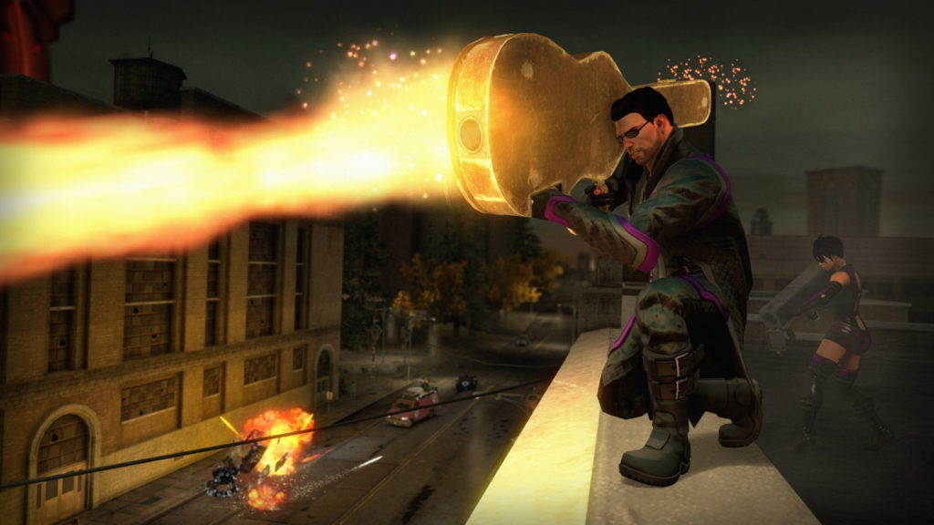 Saints Row IV - Rocket Launcher