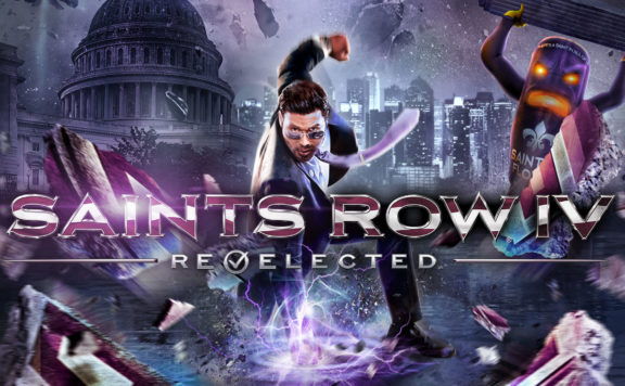 Saints Row IV Banner