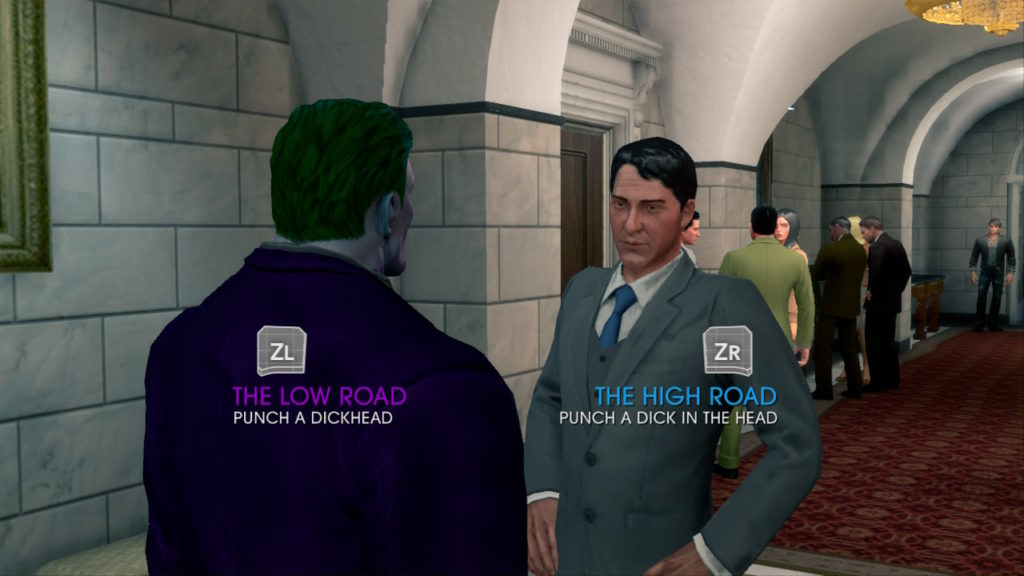 Saints Row IV Lewd Choices