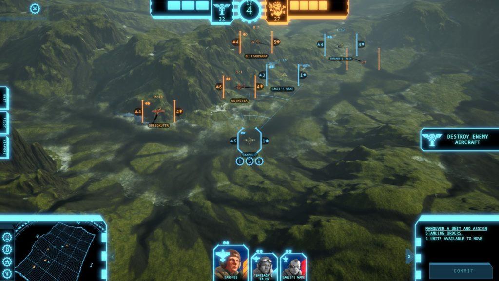 attacking Aeronautica Imperialis: Flight Command