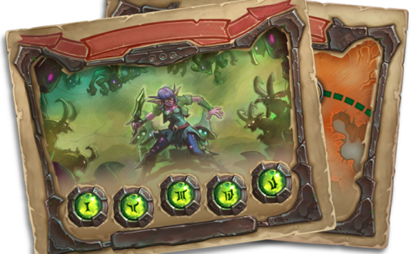 Hearthstone: Ashes of Outland Invites Players to Felfire Festival