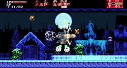 Bloodstained Curse of the Moon 2 - Official Trailer