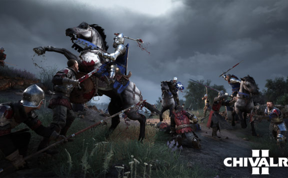 Chivalry 2 - Official Console Announcement Trailer
