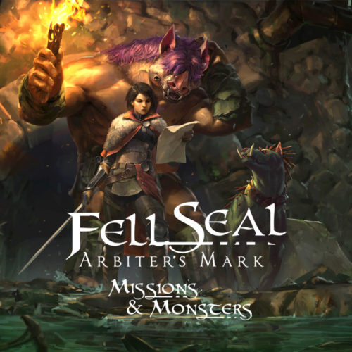 Fell Seal: Arbiter's Mark - Missions and Monsters DLC Announced