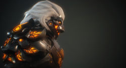 Godfall Shows Off Silvermane In New Teaser