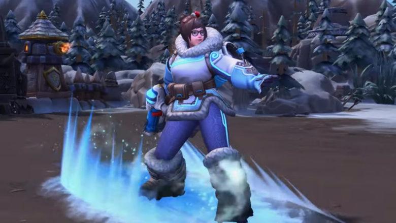 HotS - New Hero Mei & New Event Nexomania Part 2