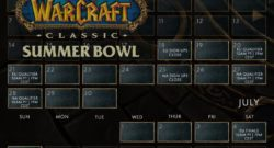 Blizzard Announces World of Warcraft Classic Summer Bowl