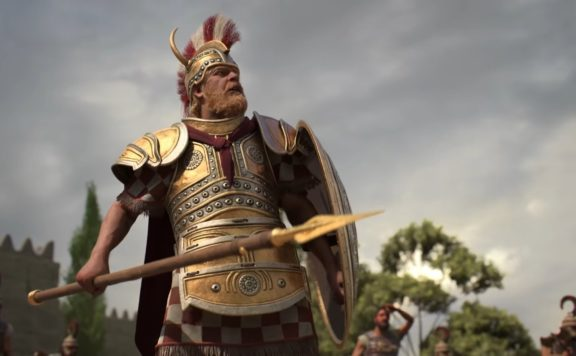 New Total War Troy Trailer Shows Off Menelaus
