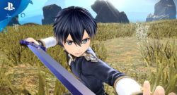 SAO Alicization Lycoris - Customization & Exploration Trailer