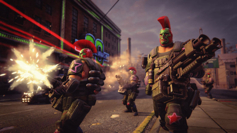 Saints Row The Third Remastered Faces PC Issues After the Latest Patch