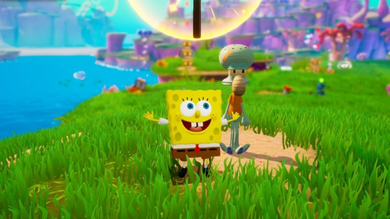 SpongeBob Battle for Bikini Bottom – Rehydrated Review